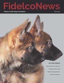 Fidelco News Fall 2019 Cover 222x287