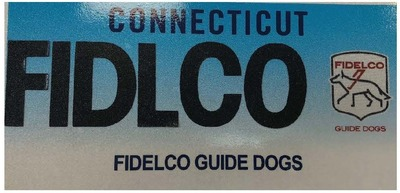 Fidelco License Plate Example Image
