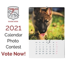 2021 Calendar Photo Contest Graphic