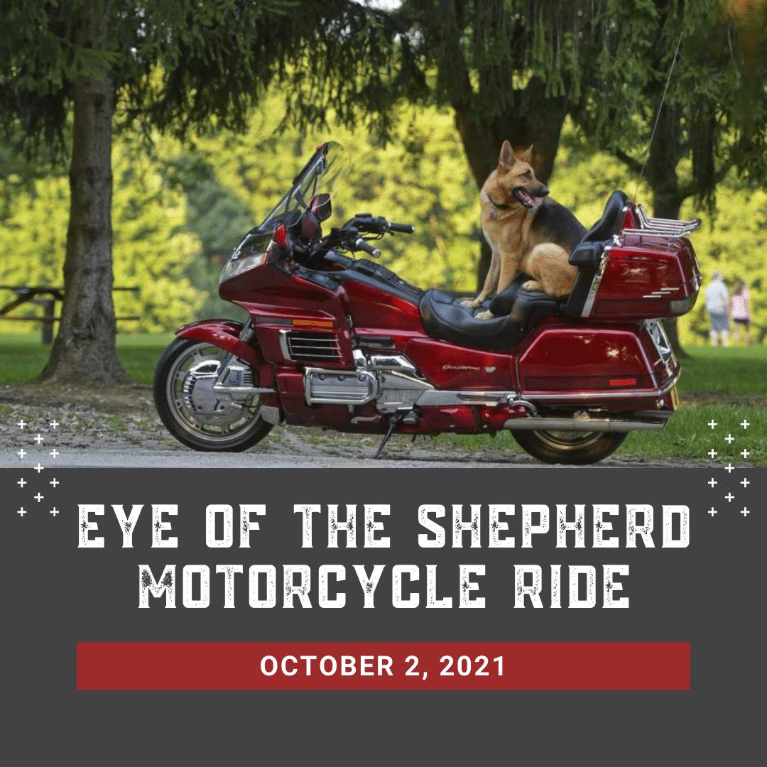eye of the shepherd motorcycle ride